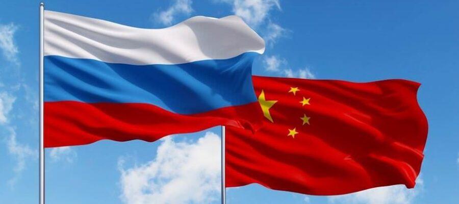 Россия КНР