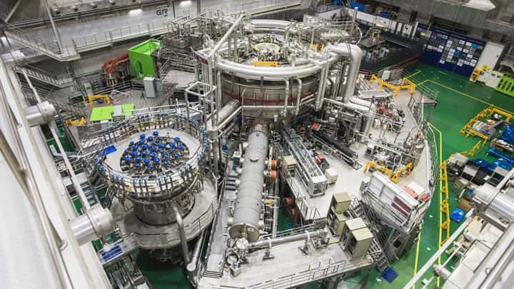 Корейский термоядерный реактор установил мировой рекорд
